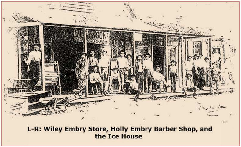 Embry Stores and Ice House