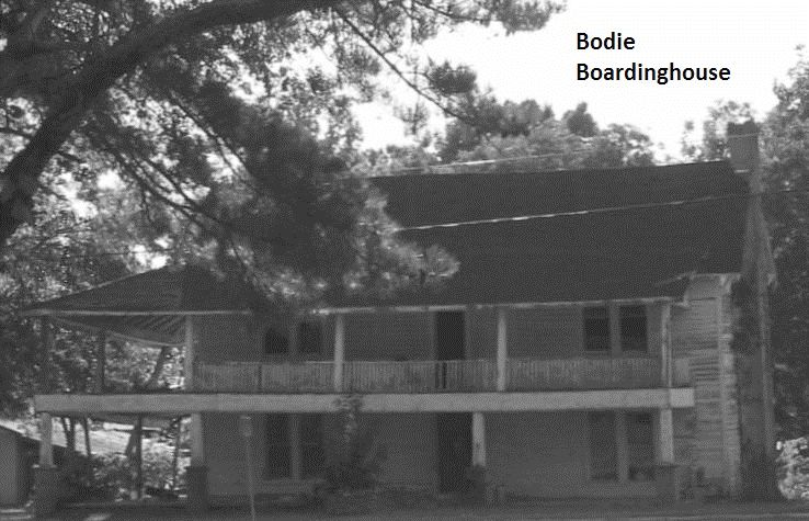 Bodie's Boarding House