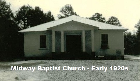 Midway Church Early 20s