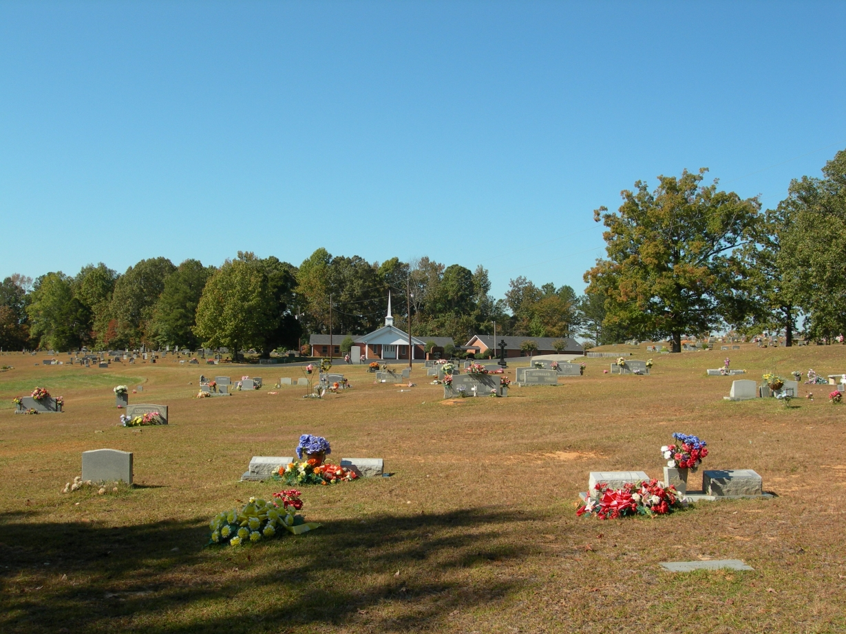 New Liberty Church and Cemetery