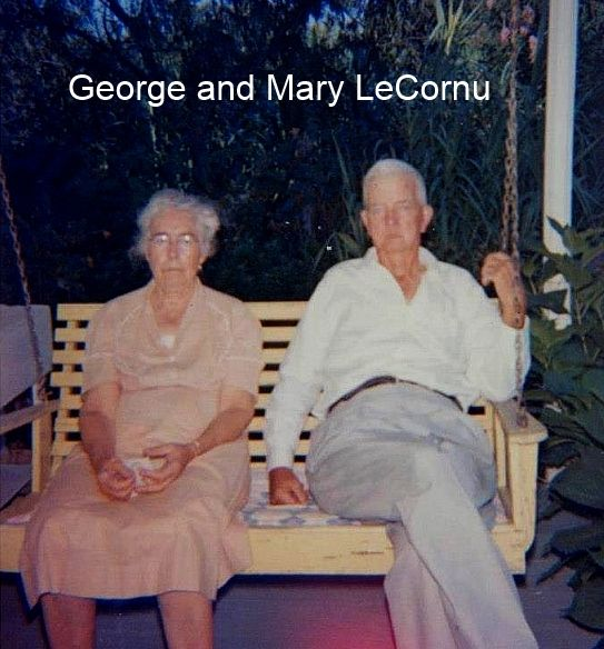 Mary & George LeCornu